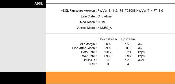 Router TD-W8901G, TP-LINK, internet nie �wieci si�.