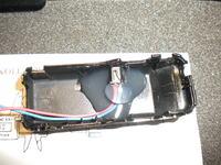 Przerobienie fabrycznego zasilania w sportowej mikro kamerce Manta MM355
