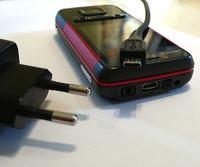 Micro-USB europejskim standardem ładowania komórek