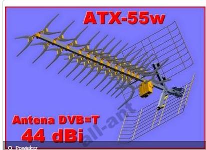 Nowa antena i b��dy w sygnale
