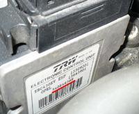 Opel Vectra C - Uszkodzony sterownik ABS/ESP, błąd C0550