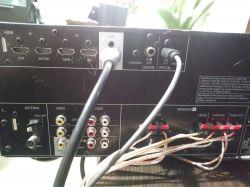 Podłączenie amplitunera Pioneer - Brak dźwięku z tv, amplituner Pioneer
