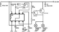 Regulator PWM 14V na NE555 - zbyt mały zakres regulacji (0-5V)
