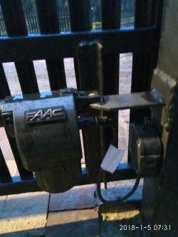 FAAC 414 ogranicznik ruchu