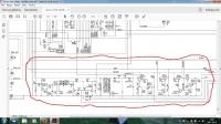 Amplituner Denon AVR-2308 - wyłącza się do st-by, końcówka mocy (chyba) sprawna