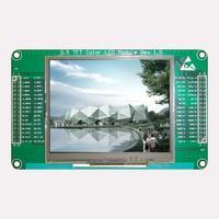 """[Sprzedam] Wyświetlacz TFT 3,5"""" 240x320, karta SD+Dotyk SSD219"""
