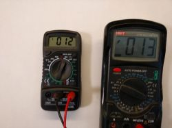 XL830L - A tiny, cheap Chinese multimeter. - Test / Review / Opinion.