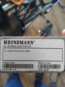 Sterownik roweru elektrycznego Heinzmann 36V 22A