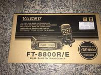 Yaesu FT 8800E a Yaesu FT 8800R - różnice