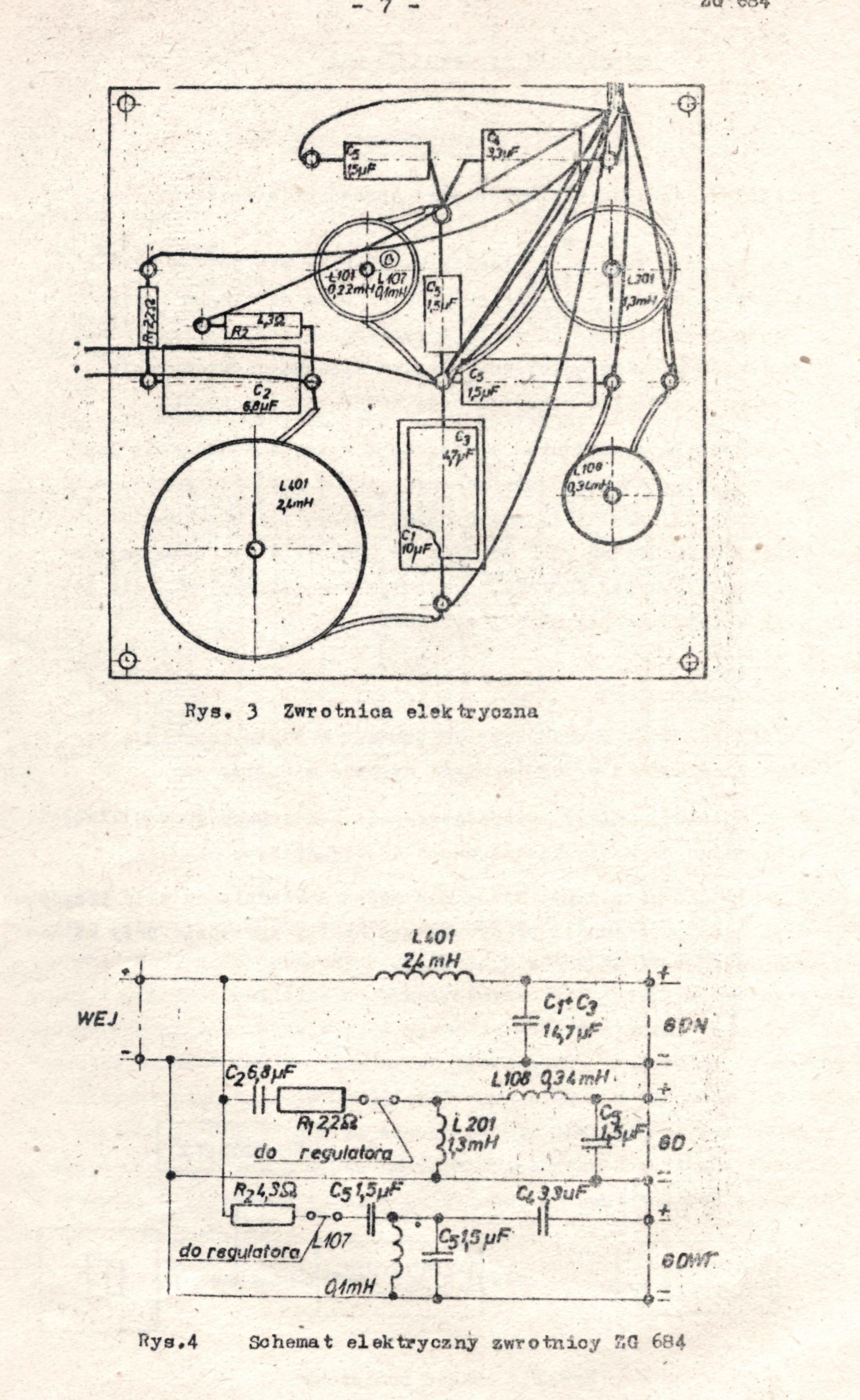 Altus 100/ZG686 - R�ne dzia�anie zwrotnic.