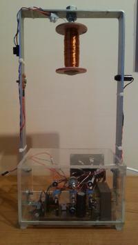 Lewitator Magnetyczny wzorowany na bazie AVT2741