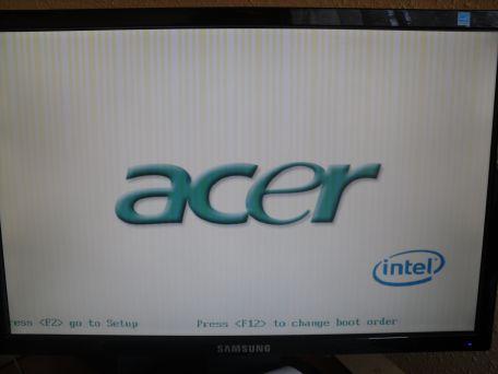Acer 5720ZG dziwny obraz. Uszkodzona grafika. Jaki laptop kupić?