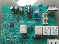 Zmywarka Electrolux ESF 66070X - Spalony rezystor na PCB R70