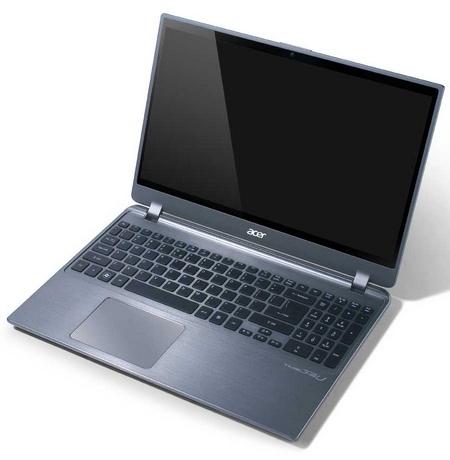 Acer Aspire Timeline Ultra M5 - jeszcze cie�sze, l�ejsze i mocniejsze ultrabooki