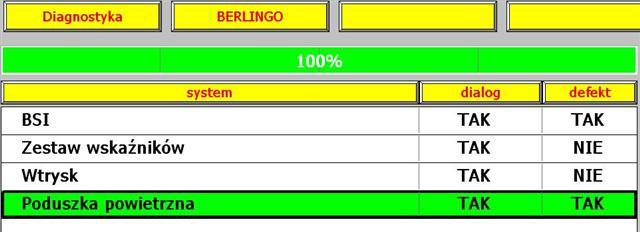 Berlingo 2.0 RHY  - Nie odpala, parametry OK, nie otwieraj� si� wtryski