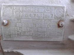 Silnik elektryczny 1F, SZJFe 24b.