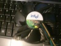 Wiatrak od procesora w wersji na biurko