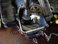 briggs&stratton650 - gaźnik odciaganie do wolnych obrotów
