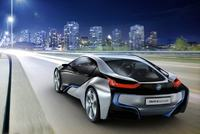 BMW i3, i8 - niemiecki producent wchodzi na rynek samochodów elektrycznych