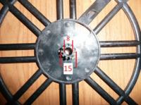 Wentylator 40cm - renowacja/mod - Tacens Pro