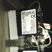 Regulator temperatury Omron E5CC i Siłownik Afriso ARM 994