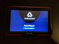 Odblokowanie urządzeń Mio i Navman - aktualizacja Automapy