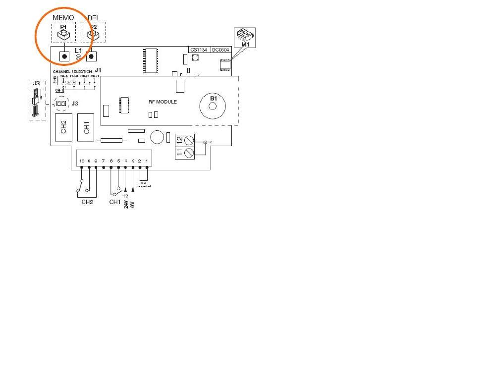 Instrukcja obs�ugi nap�du BENINCA MS4-P