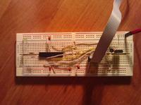 ATMEGA8A-PU - pierwszy projekt i błąd
