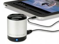Scosche Boomcan - przenośny głośnik aktywny do urządzeń mobilnych