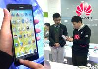 "Huawei Ascend Mate - smartphone z ekranem 6,1"" i rozdzielczo�ci Full HD"