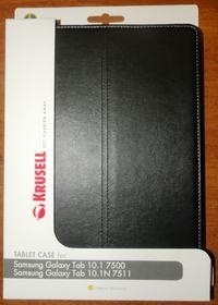 [Sprzedane] Etui Krusell Luna dla Galaxy Tab2 10.1 z ma�� skaz�