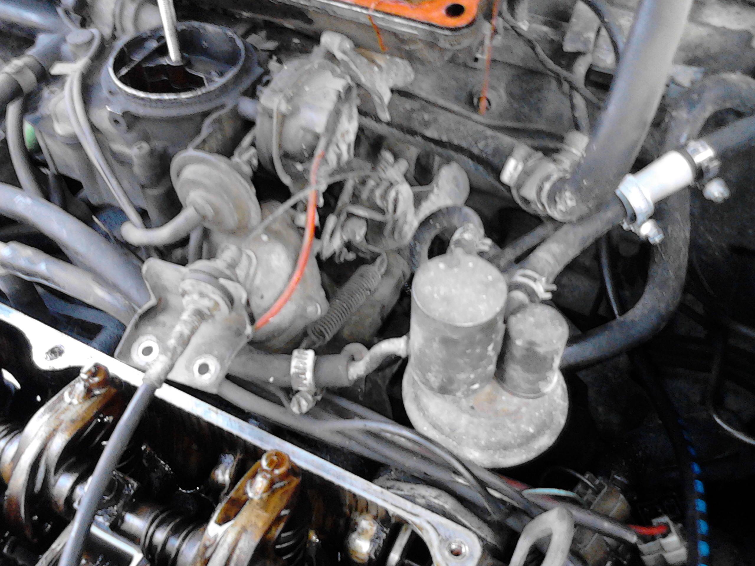 Mazda 323 BF - Identyfikacja jednostki nap�dowej.