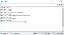 ENC424J600 Arduino Ethernet Shield - pełny projekt i 11 przykładów użycia