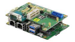 Komputer Pico-ITX z procesorem ARM i wsparciem dla 5G i wielofunkcyjnego GPIO