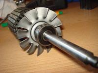 Silnik AMETEK - Pali bezpiecznik i śmierdzi spalenizną