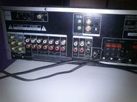 Podłączenie amplitunera do tv