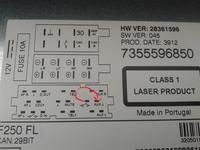 Radio Fabryczne Ducato - Podłączanie Mini ISO aux in.