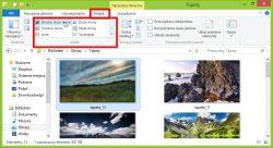Jak powiększyć miniaturki zdjęć w folderze ponad maksimum?