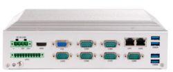 M60-E - bezgłośny komputer typu embedded ze Skylake-TE