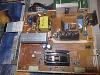 Samsung SyncMaster T240 - Ekran po chwili gaśnie - zdjęcie płytki