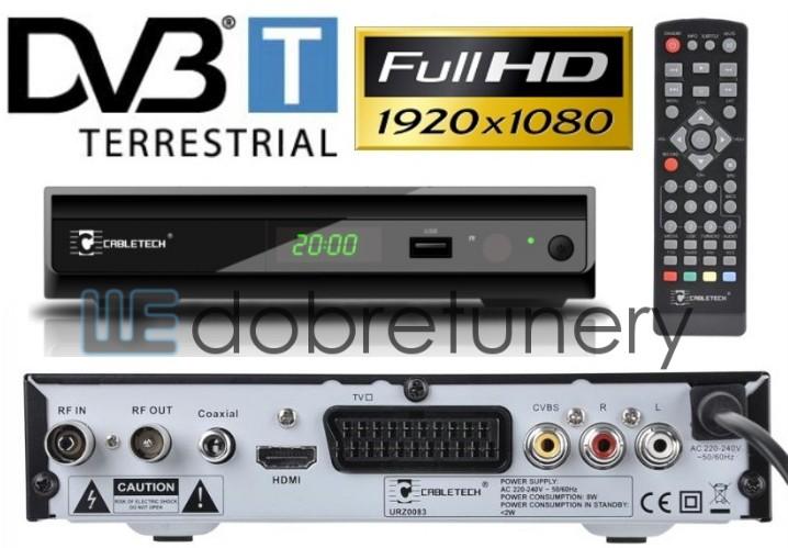 Pod��czenie tunera Cabletech URZ0083 z monitorem Samsung 2233BW mo�liwe?