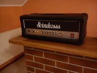 """Mój wzmacniacz gitarowy DIY 100W """"Sernikosss"""""""