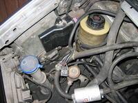 Lancia Zeta 2,0T benzyna (RGX) - Piszczą przekaźniki, losowo przerywa silnik.