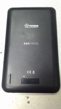 Pentagram EON Prose - Zawiesza sie na logo Android