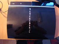 [Sprzedam] PS3 40Gb CECHG03 RLOD. Ze sprawnym nap�dem Blu-ray za 200z�