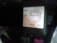 Mercedes Sprinter 311 CDI 2004 - Czy można oszukać sterownik centralnego zamka