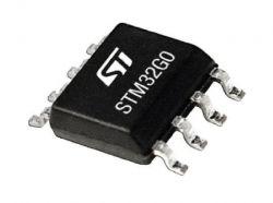 Pierwszy 8-pinowy mikrokontroler STM32
