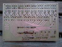 [mega16][bascom] Sterowanie 25 LED - programowy PWM