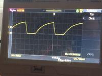 Pomiar prądu cewki do przetwornicy