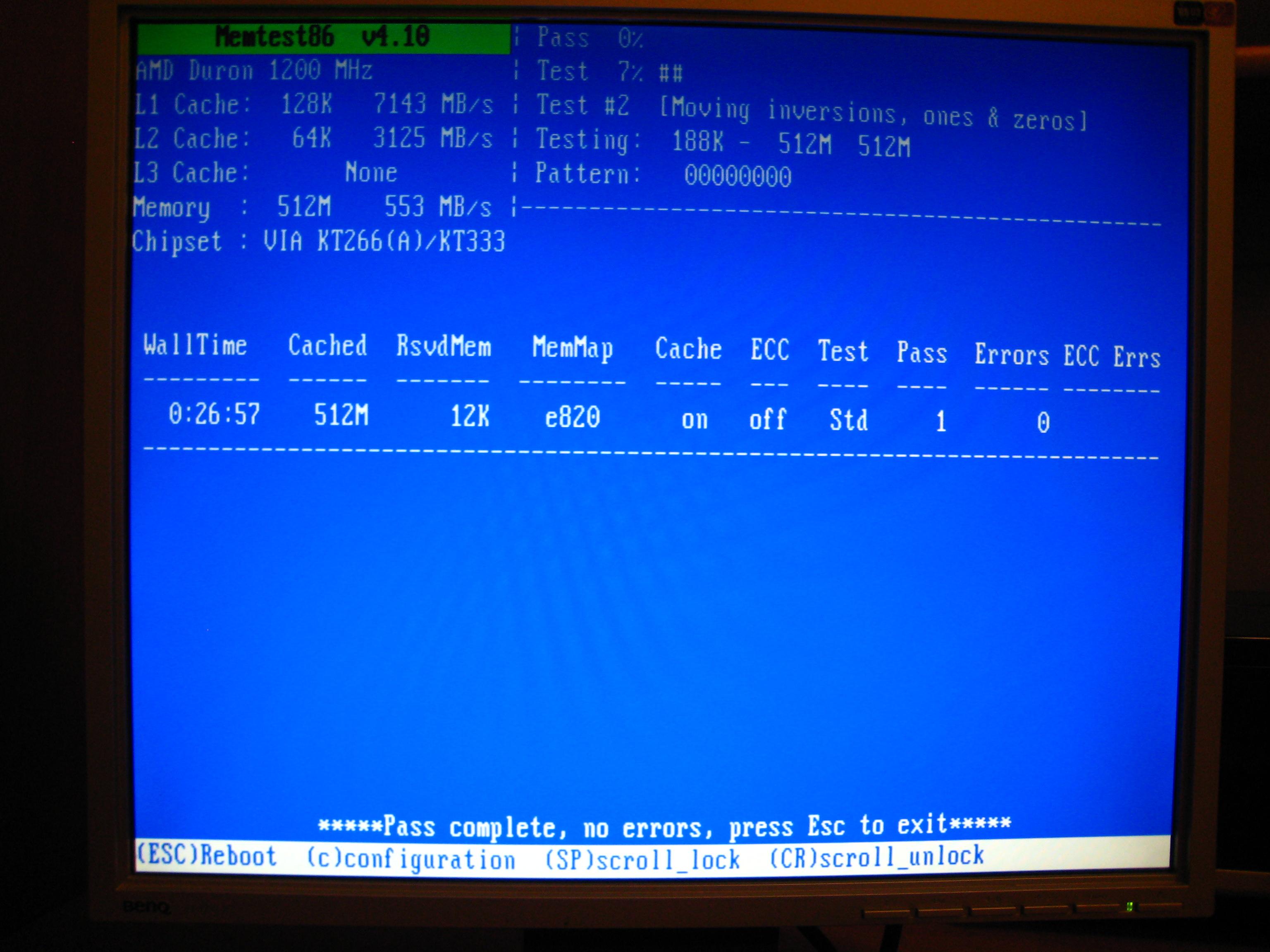 K7VTA3V3 Ver:3.0B - analiza starszego staruszka (komputer)